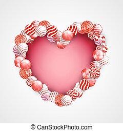 Valentine Day Lollipop