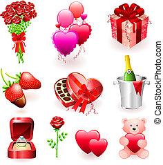valentine dzień, dary