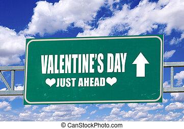 valentine dzień, znak