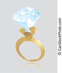 Valentine Engagement Ring