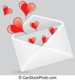 Greeting envelope Illustrations and Clipart. 10,031 ...
