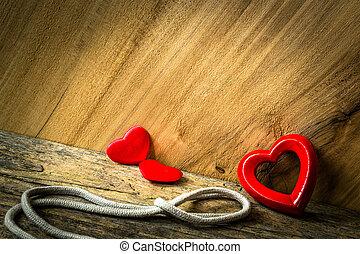 valentine, grüßen karte