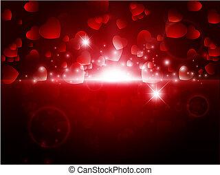 valentine, hintergrund