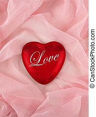 valentine, hjerte