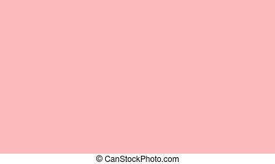 valentine in a pink background