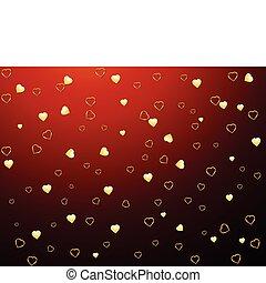 valentine love hearts