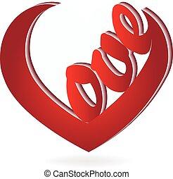 Valentine love word