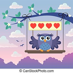 Valentine owl topic image 8