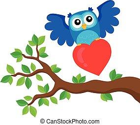 Valentine owl topic image 9