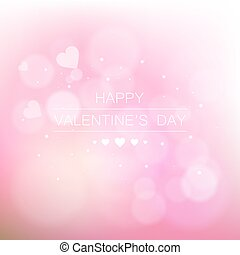 Valentine s day abstract background