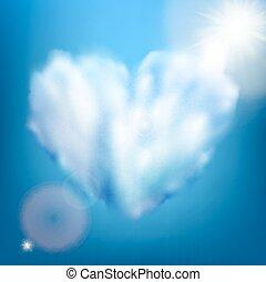 Valentine s day illustration. EPS 10