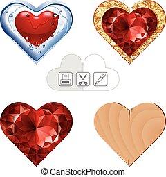 valentine s hearts 3
