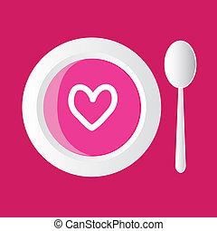 valentine soup
