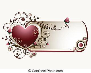 valentine, spandoek
