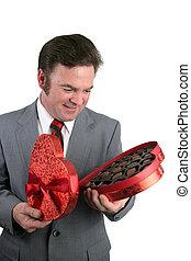 Valentine Surprised