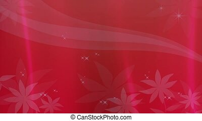 Valentine Video Background Loop_06_Pink Rose Petal