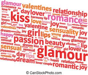 Valentine Word Cloud