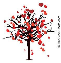 valentines, 开心, 天