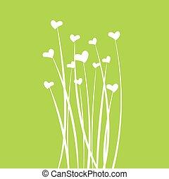 valentines, achtergrond, vrolijke