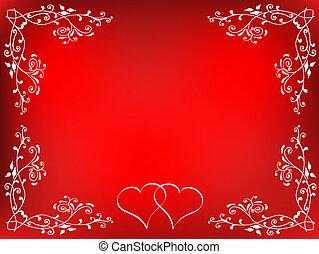 valentines, backgroun