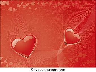 Valentine\'s background
