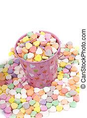 valentine\'s, bonbon