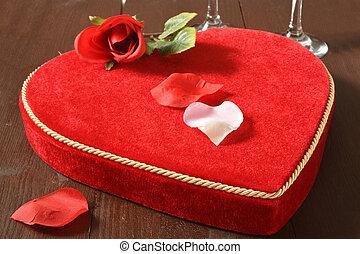 valentines, chocolates
