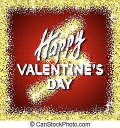 Valentine's Congratulation Card