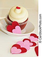 Valentines cupcake 2