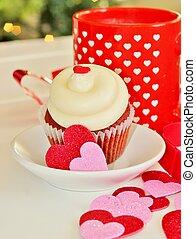 Valentines cupcake 5