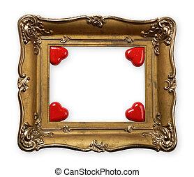 valentines dag, frame