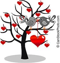 valentines dag, jarig, of