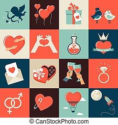 valentine's dag, liefde, wenskaarten