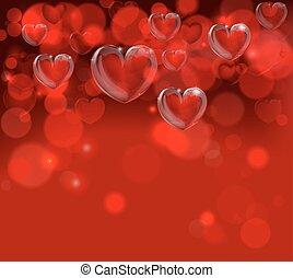 Valentines Day Background Header