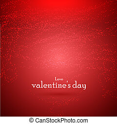 valentine's day background. Vector illustration