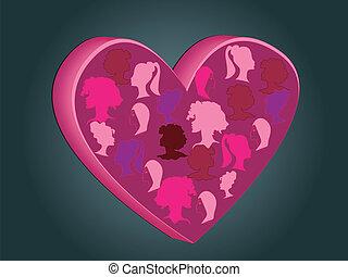 Valentines Day background.1