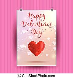 valentines day card 1701