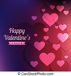 valentines day colorful background