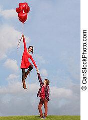 valentines day couple