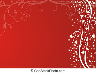 Valentines Day Heart element for design, illustration