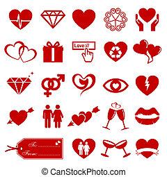 Valentine's Day Element