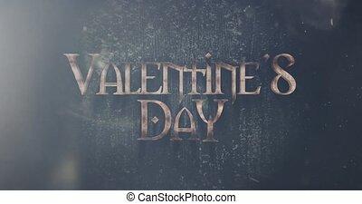 Valentine's Day Fantasy Title Design - Lovely Valentine's ...