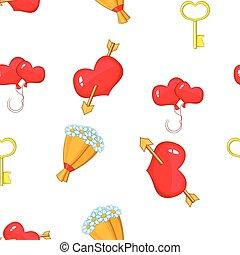 Valentines day february 14 icons set - Valentines day...