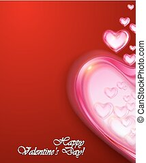 Valentine's Day Greeting Card on re