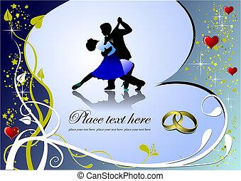 Valentine`s Day  Greeting Card. Vector illustration. Invitation card