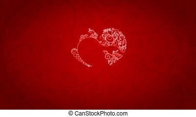 Valentine's Day Greetings - 10 sec Valentine's Day pattern ...