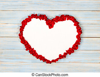 Valentines Day. Heart