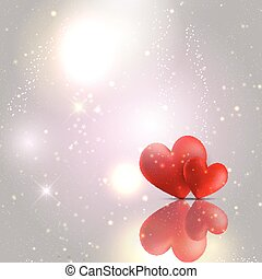 valentines day hearts background 1612