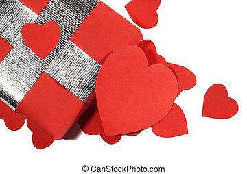 Valentines Day love gift