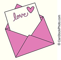 Valentines Day Love Letter